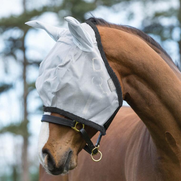 Εντομοαπωθητική μάσκα Amigo Horseware