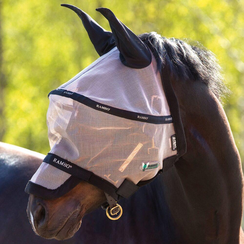 Εντομοαπωθητική μάσκα Vamoose Horseware