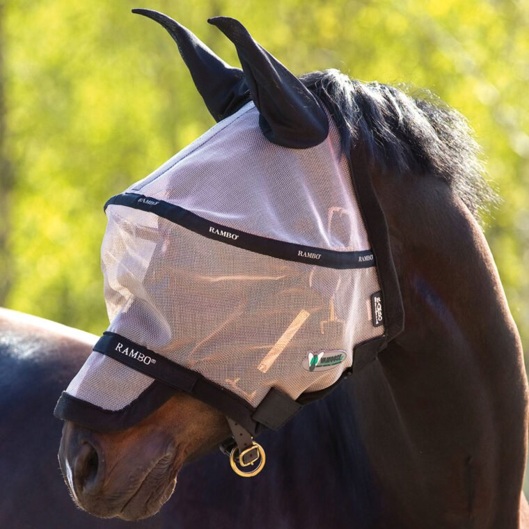 Vamoose Horseware fly mask
