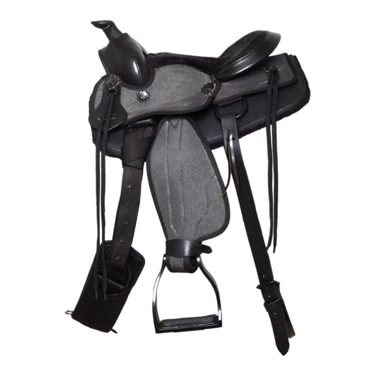 Western Pony MOMPSO Sport saddle