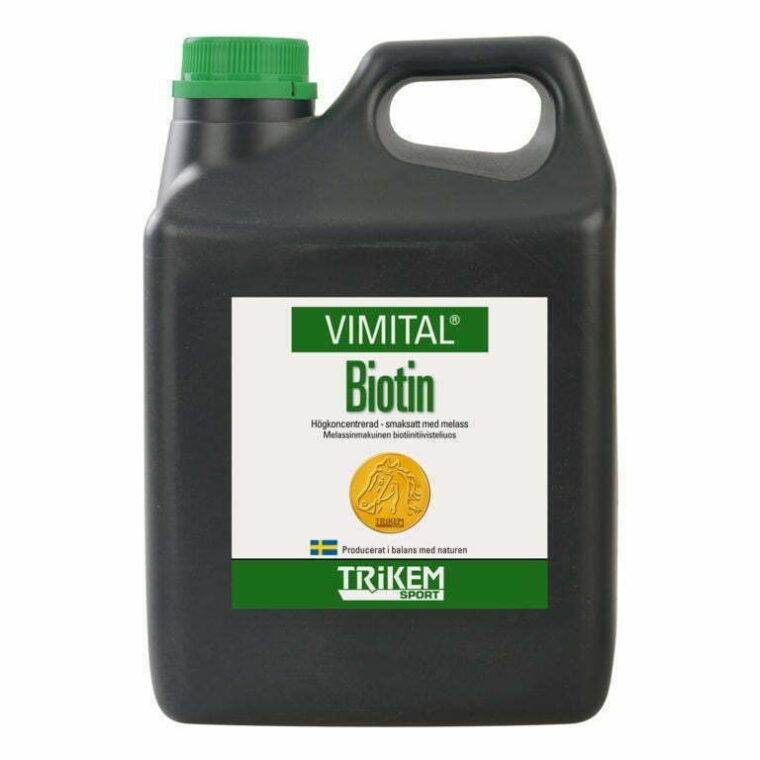 TRIKEM συμπλήρωμα βιοτίνης 1L