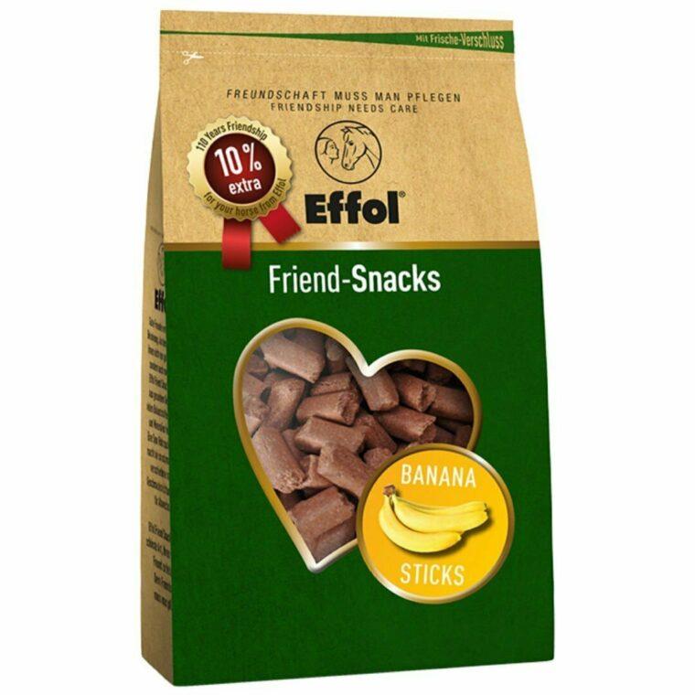 EFFOL sticks με γεύση μπανάνα
