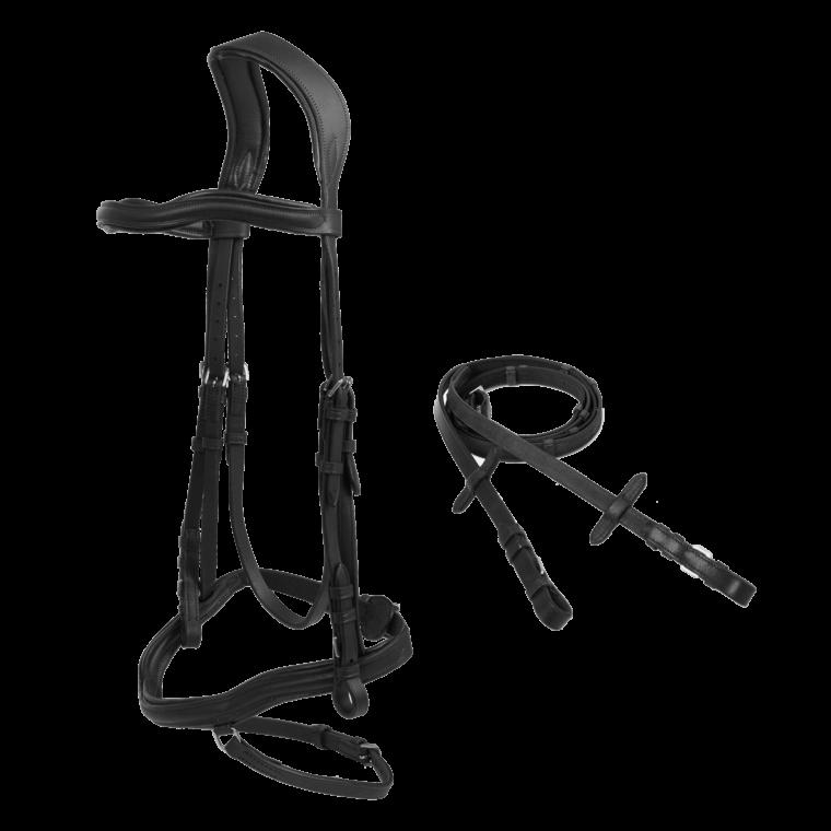 MOMPSO SPORT anatomic bridle