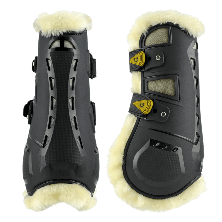 EQUESTRO Evolution Tendon protection boots