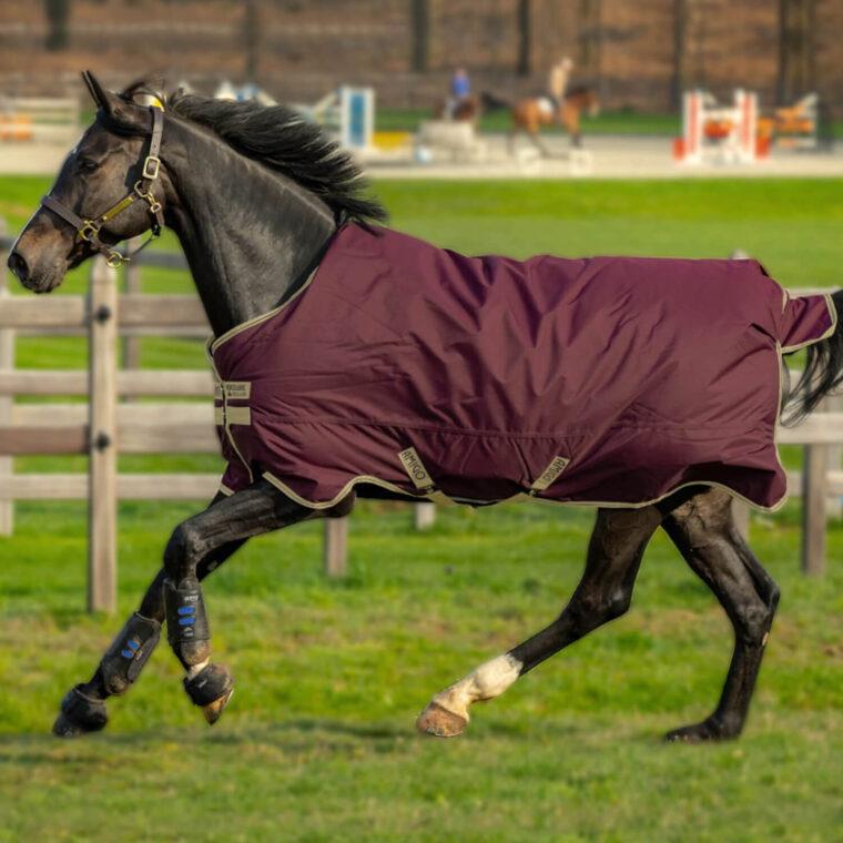 Κουβέρτα HORSEWARE Amigo Hero Ripstop 100gr