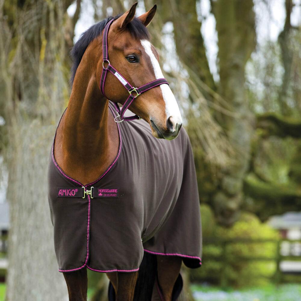 Αντιιδρωτική κουβέρτα HORSEWARE Jersey Cooler