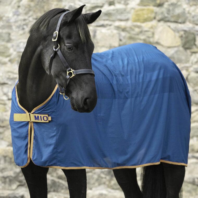 Αντιιδρωτική κουβέρτα HORSEWARE Mio Skrim Cooler