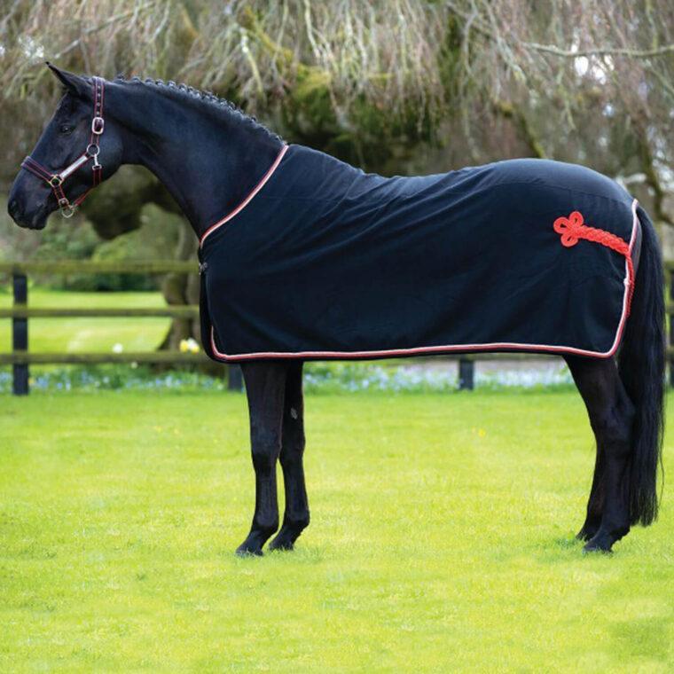 Κουβέρτα Fleece Horseware Rambo