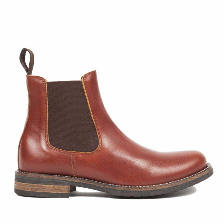 MOMPSO Chelsea boots