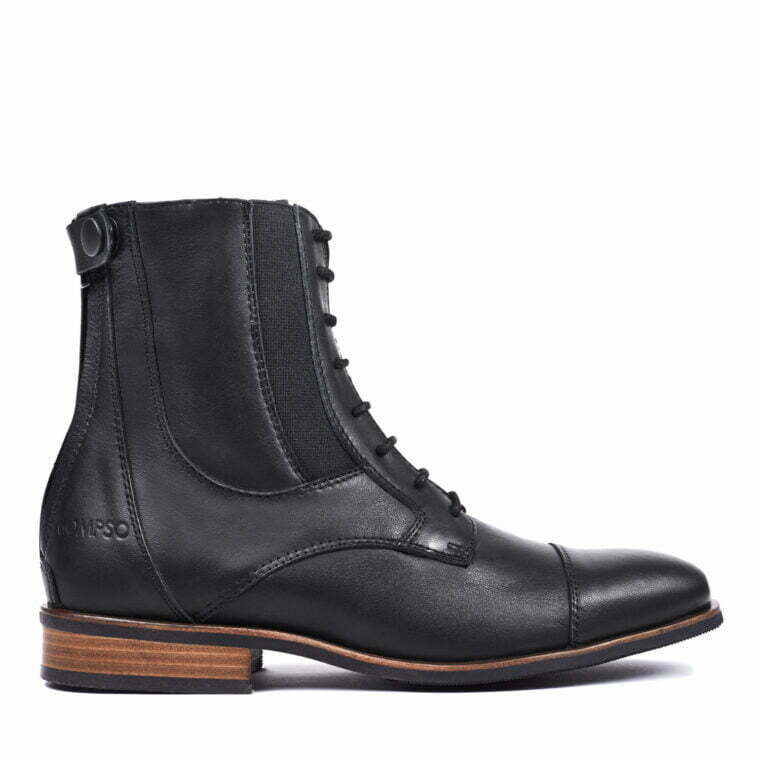 MOMPSO London limited Jodhpur boots
