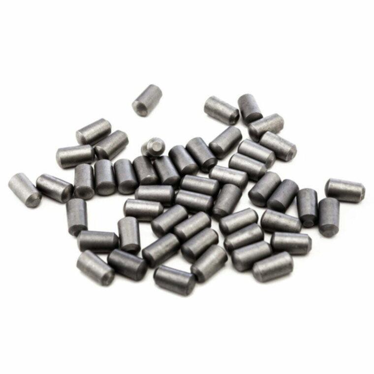 Σφήνες πετάλου MUSTAD Carbide 9mm Ι Συσκευασία 100τμχ