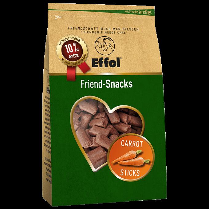 EFFOL sticks με γεύση καρότο
