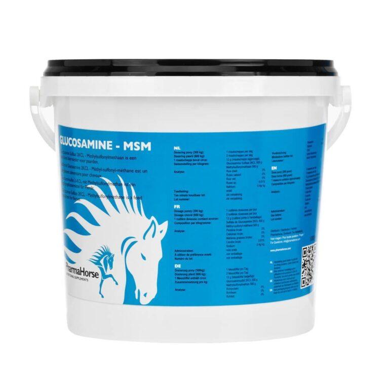 PHARMAHORSE Γλυκοζαμίνη & MSM 1kg