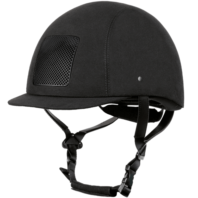 Kylin Microfiber Riding Helmet