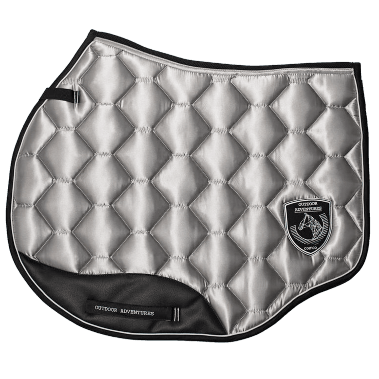 Outdoor Adventures Sateen saddle pad