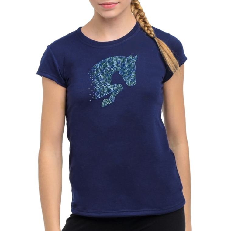 Παιδικό t-shirt CAVALLIERA Little Jumper