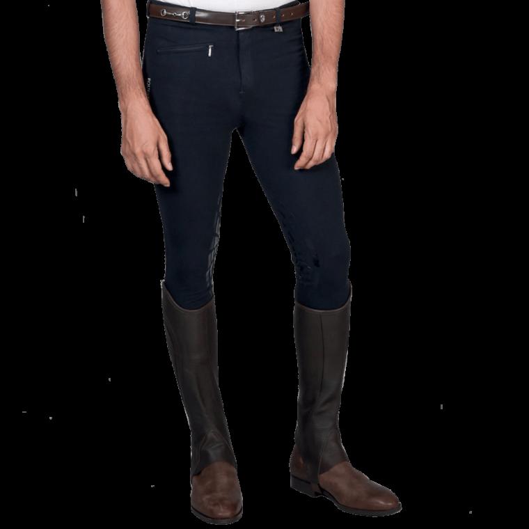 Ανδρικό παντελόνι ιππασίας EQUESTRO Zeus