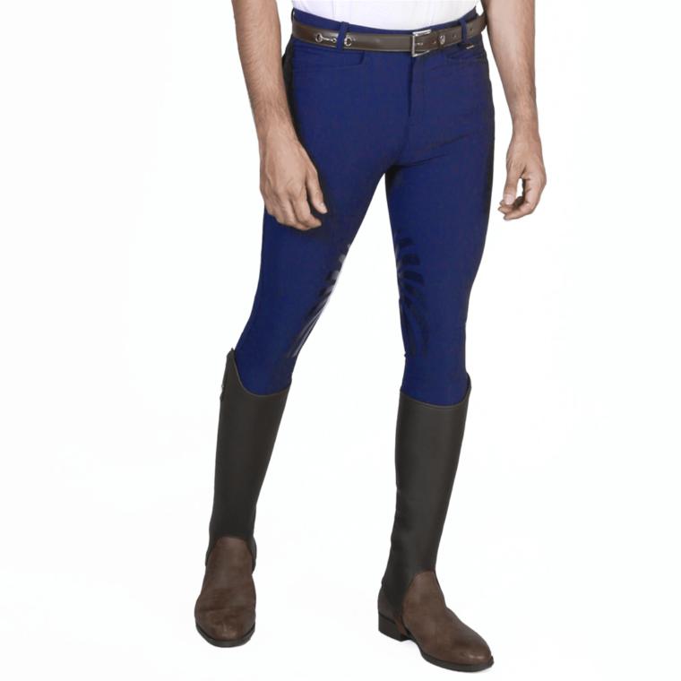 Ανδρικό παντελόνι ιππασίας EQUESTRO Hermes