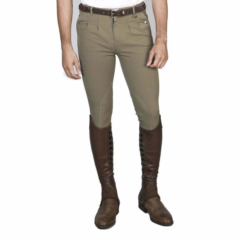 Ανδρικό παντελόνι ιππασίας EQUESTRO Ares