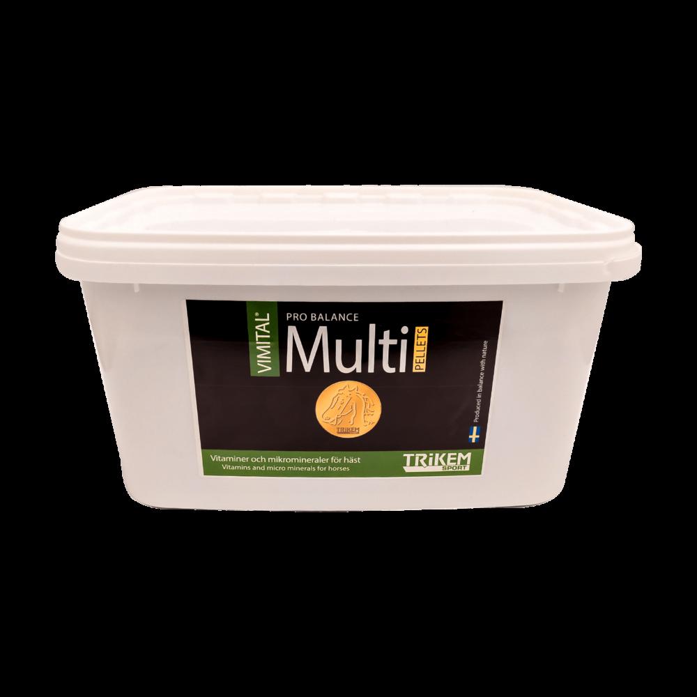 TRIKEM Multi πολυβιταμινούχο συμπλήρωμα 3,5kg
