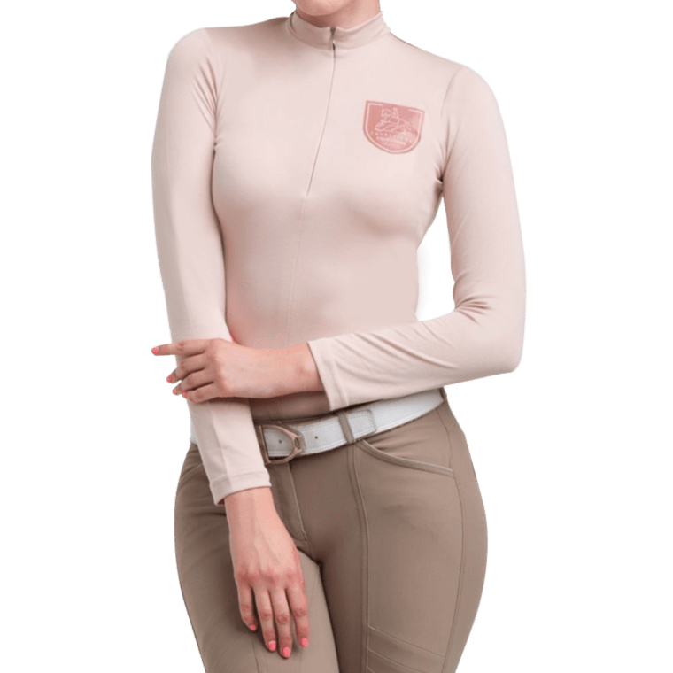 Cavalliera ECO Riding Top Long Sleeve