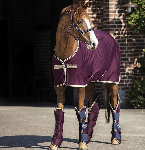 Κουβέρτα HORSEWARE Jersey Cooler