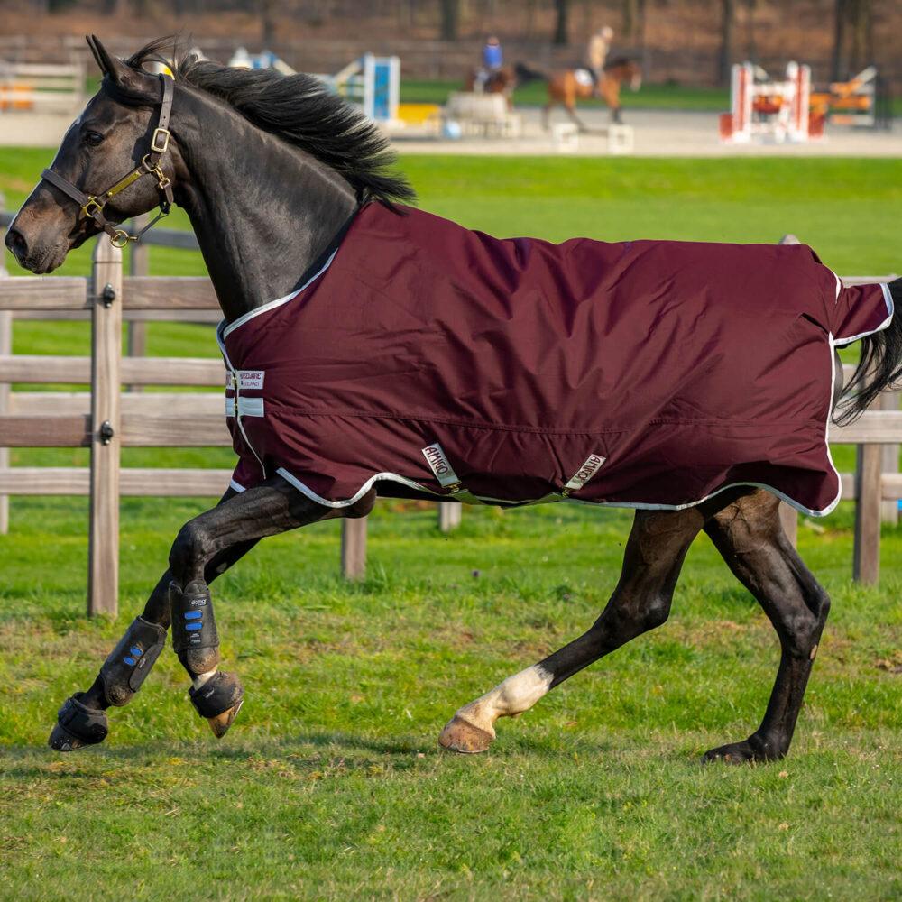 Κουβέρτα HORSEWARE Amigo Hero Ripstop 200gr