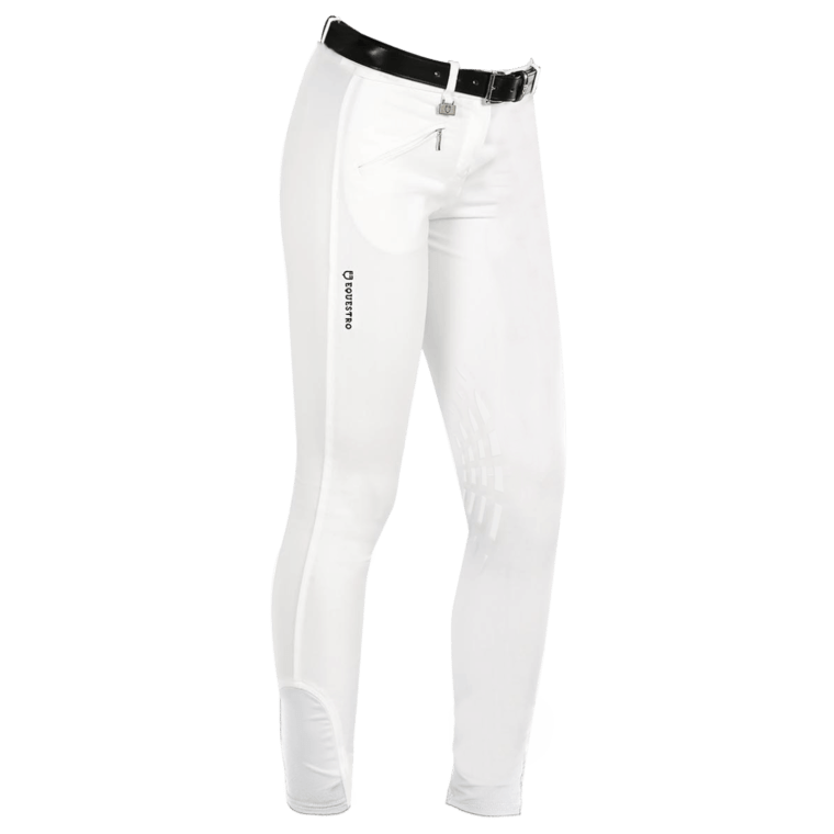 EQUESTRO Selene Gel-Grip Riding Breeches