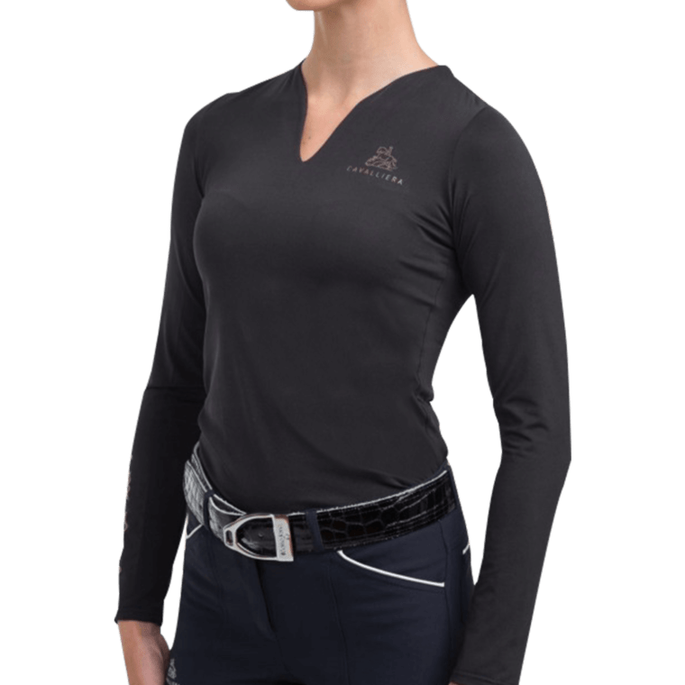 Short Sleeve CAVALLIERA High Performance L/S