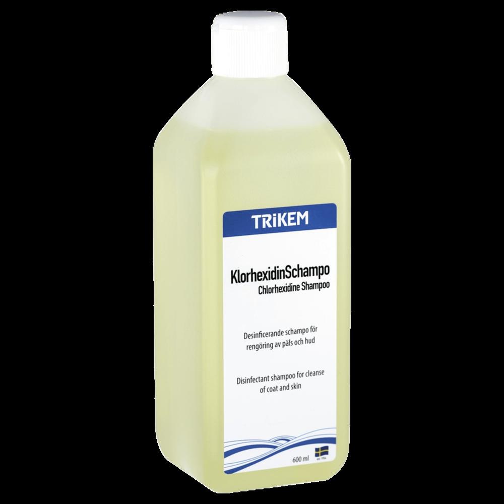 TRIKEM Chlorhexidine Shampoo 600 ml