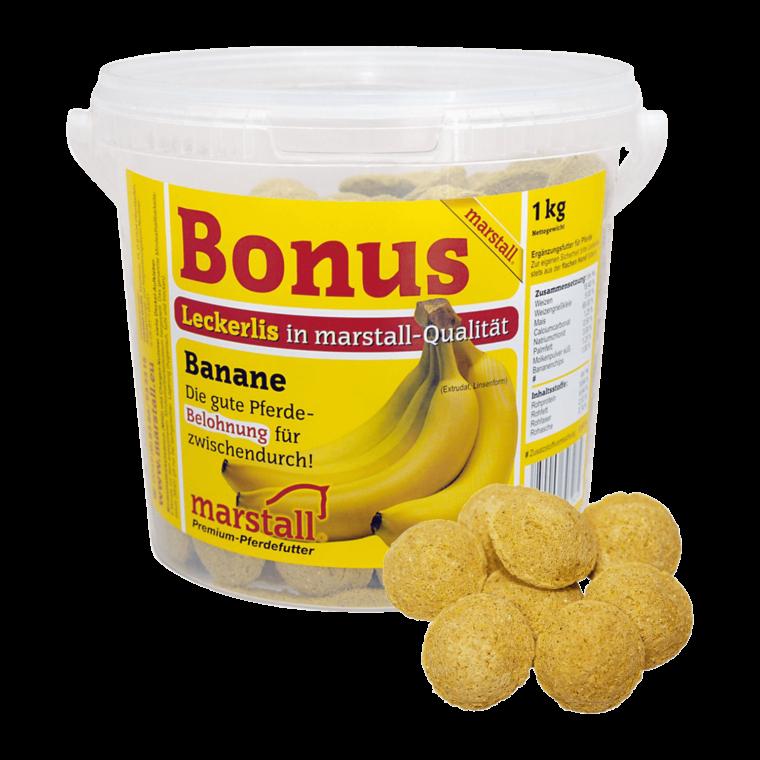 Μπισκότα Marstall Bonus με γεύση Μπανάνα 1kg