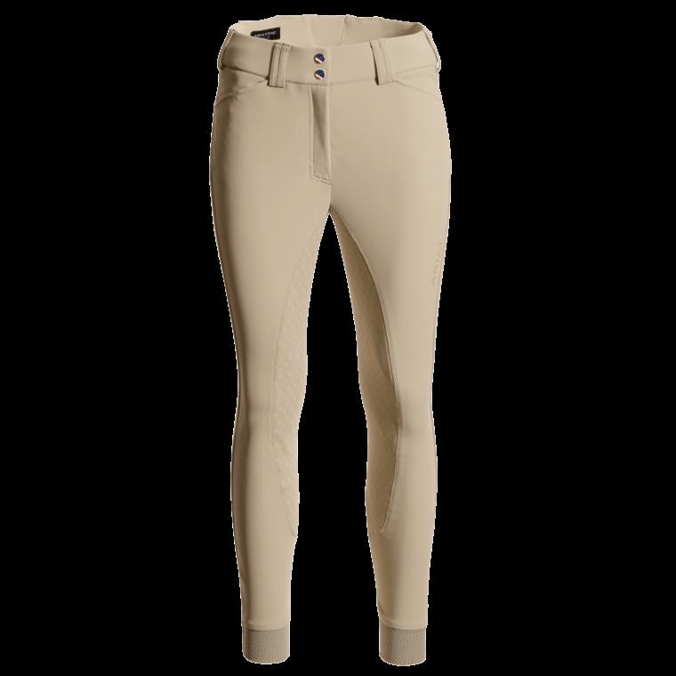 Γυναικείο Παντελόνι Ιππασίας ARIAT TriFactor Full Grip
