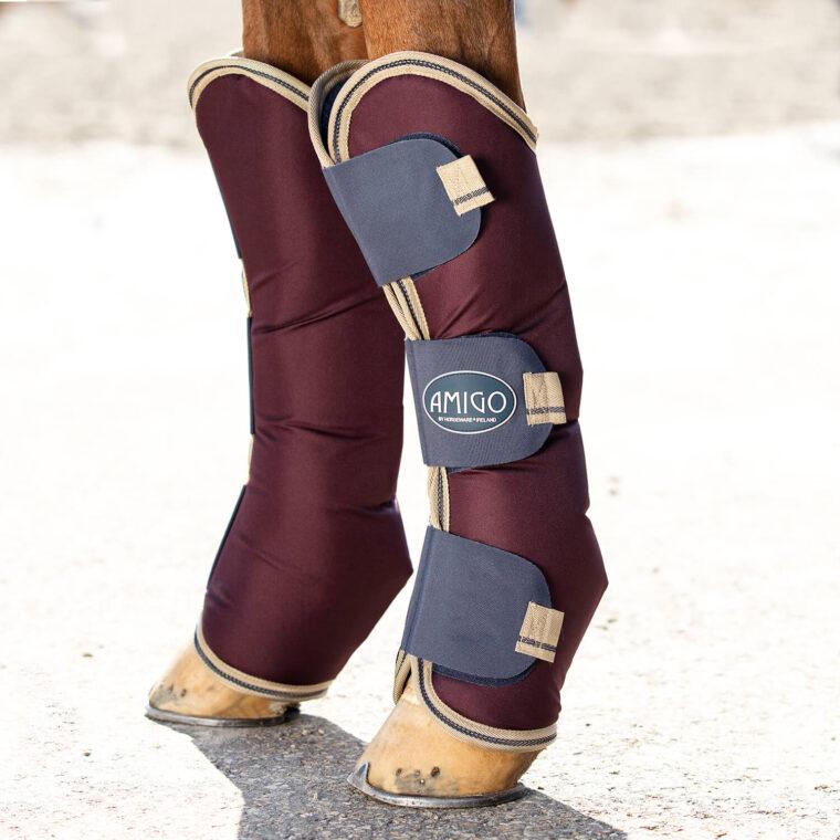 Μπότες μεταφοράς Horseware Amigo Set x4