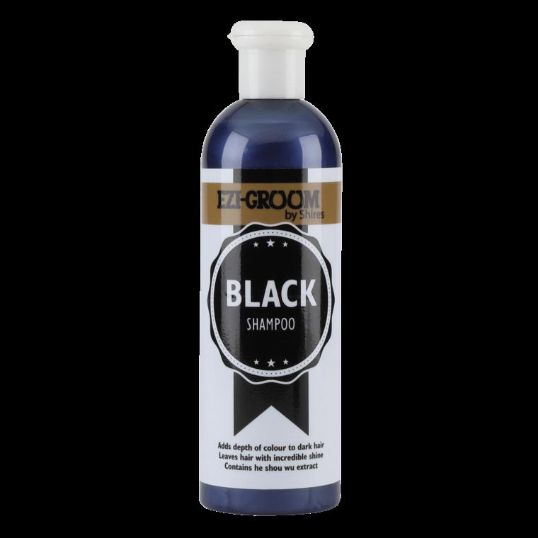 EZI-GROOM Black Shampoo 400ml