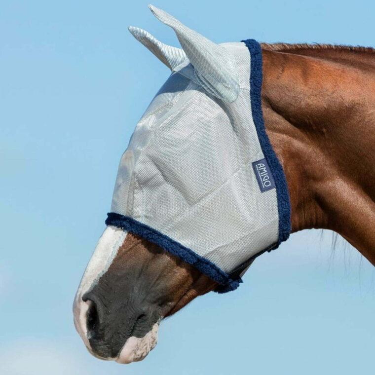 HORSEWARE Amigo FlyMask Fine-Mesh