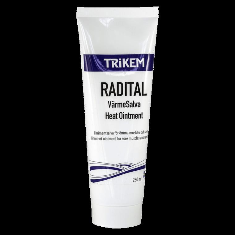 TRIKEM Radital heat ointment 250ml