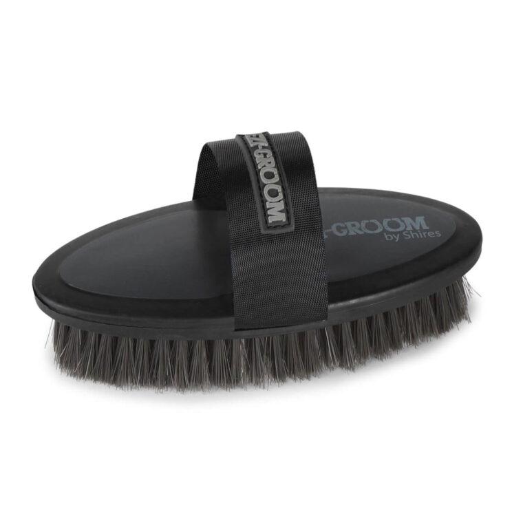 SHIRES Ezi-Groom Body Brush