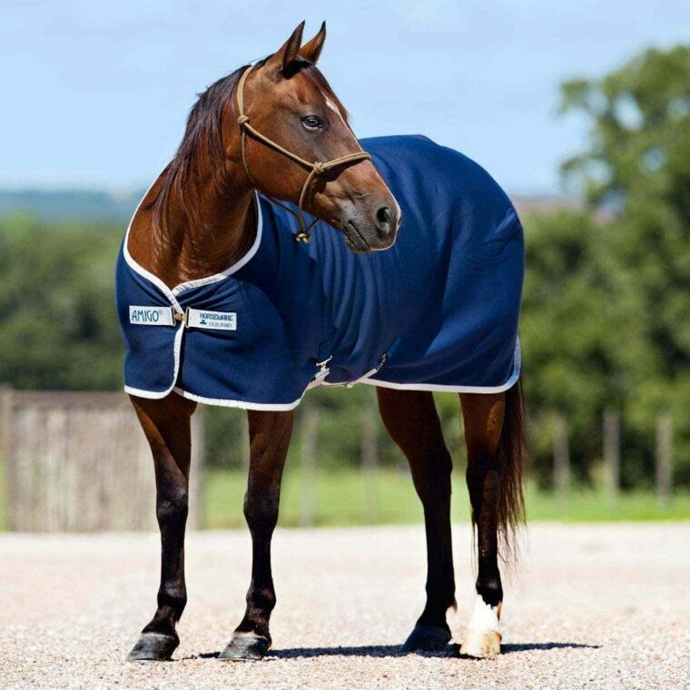 Αντιιδρωτικό κάλυμμα HORSEWARE Jersey Cooler
